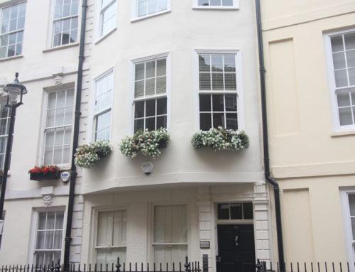 10 Buckingham Street