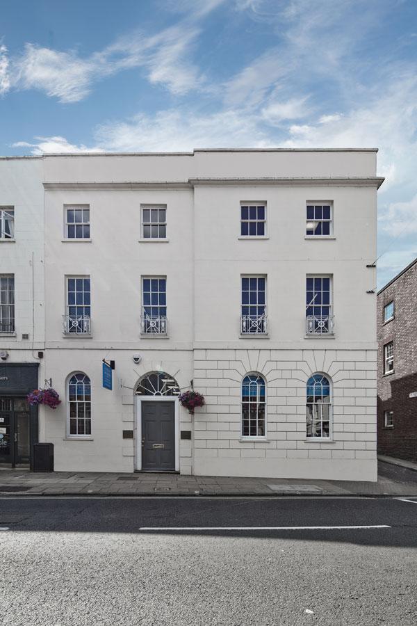 Regency House, Southgate Street, Winchester